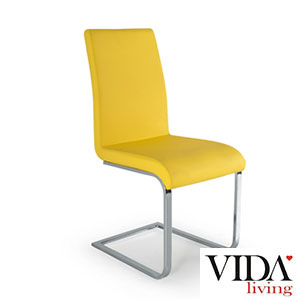 Vida-Living-Hue-Dining-Chair-Yellow