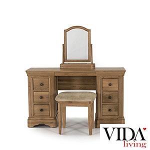 Vida-Living-Carmen-7-Drawer-Dressing-Table